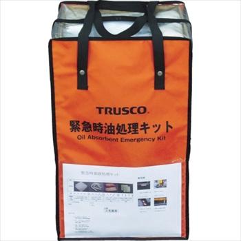 トラスコ中山(株) TRUSCO 緊急時油処理キット M [ TOKKM ]