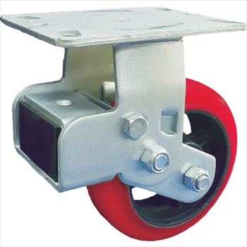 SAMSONG CASTER SAMSONG スプリング機能付きキャスター 固定150mm 耐荷重360kg [ TP6866RPCIBB ]