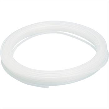 (株)日本ピスコ ピスコ ポリウレタンチューブ ミルクホワイト 10×6.5 100M[ UB1065100W ]