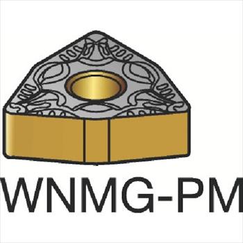 サンドビック(株)コロマントカンパニー サンドビック T-Max P 旋削用ネガ・チップ 1525[ WNMG080408PM ]【 10個セット 】