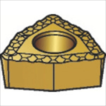 サンドビック(株)コロマントカンパニー サンドビック コロマントUドリル用チップ 235[ WCMX06T30858 ]【 10個セット 】