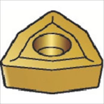 サンドビック(株)コロマントカンパニー サンドビック コロマントUドリル用チップ 3040[ WCMX080412R53 ]【 10個セット 】