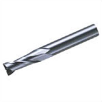 三菱マテリアル(株) 三菱K 2枚刃汎用エンドミル(Mタイプ) [ 2MSD6000 ]