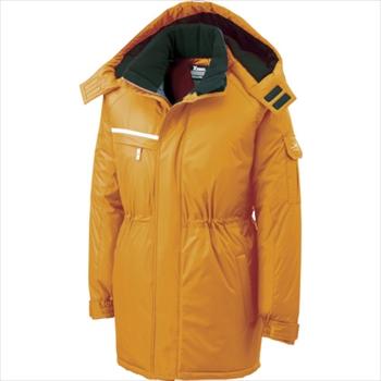 (株)ジーベック ジーベック 581581防水防寒コート オレンジ M [ 58182M ]