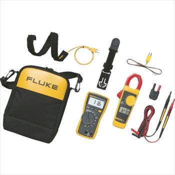 (株)TFF フルーク社 FLUKE 電気設備用マルチメーター116/323HVACコンボキット [ 116323KIT ]