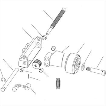Ridge Tool Company RIDGID ガイドシャフト [ 61832 ]