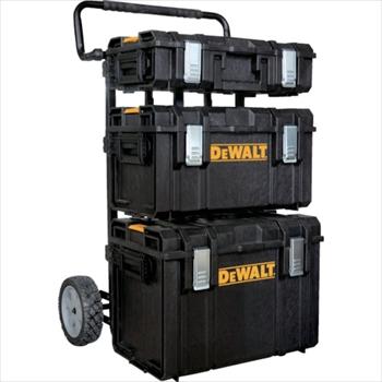 ★直送品代引不可★DEWALT社 デウォルト システム収納BOX タフシステム セット [ 170300 ]