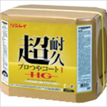 (株)リンレイ リンレイ 床用樹脂ワックス 超耐久プロつやコート1 HG RECOBO 18L [ 657259 ]