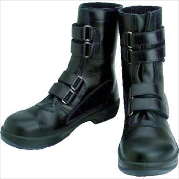 (株)シモン シモン 安全靴 マジック式 8538黒 25.5cm [ 8538N25.5 ]