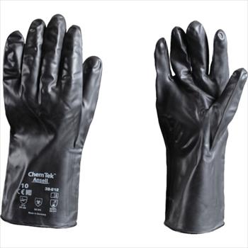 (株)アンセル・ヘルスケア・ジャパン アンセル 耐薬品手袋 ケミテック 38-612 Mサイズ [ 386128 ]
