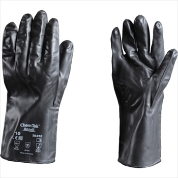 (株)アンセル・ヘルスケア・ジャパン アンセル 耐薬品手袋 ケミテック 38-612 XLサイズ [ 3861210 ]