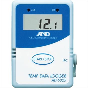 (株)エー・アンド・デイ A&D 温度データーロガー 4000メモリースタート・セット [ AD5324SET ]