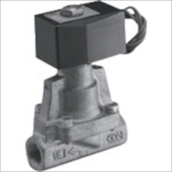 CKD(株) CKD パイロット式2ポート電磁弁(マルチレックスバルブ) [ AP118AC4AAC100V ]