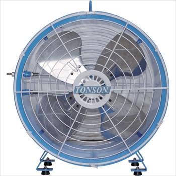 アクアシステム(株) アクアシステム エアモーター式 軸流型 送風機 (アルミハネ60cm) [ AFR24 ]
