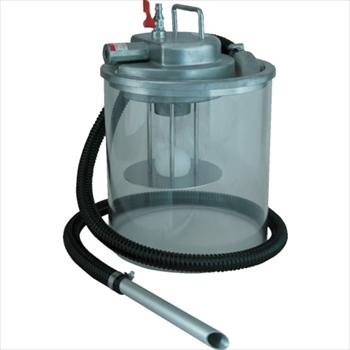 アクアシステム(株) アクアシステム エア式掃除機 乾湿両用クリーナー(オープンペール缶用) [ APPQO400G ]