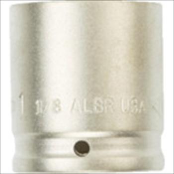 スナップオン・ツールズ(株) Ampco 防爆インパクトソケット 差込み12.7mm 対辺11mm [ AMCI12D11MM ]