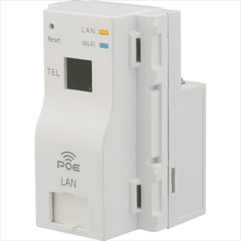 因幡電機産業(株) Abaniact Wi-Fi AP UNIT PoE受電 300Mbps TEL [ ACPDWAPUM ]
