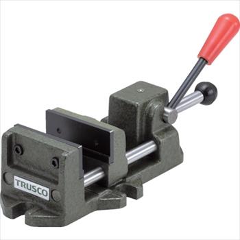 トラスコ中山(株) TRUSCO クイックグリップバイス F型 75mm [ FQ75 ]