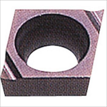 三菱マテリアル(株) 三菱 P級超硬旋削チップ HTI10 [ CPMH080204RF ]【 10個セット 】