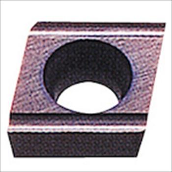 三菱マテリアル(株) 三菱 P級サーメット旋削チップ NX2525 [ CCET09T301RSN ]【 10個セット 】