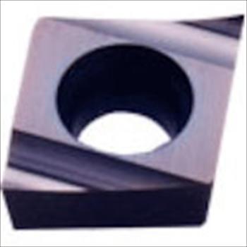 三菱マテリアル(株) 三菱 PVDコート旋削チップ VP15TF [ CCET09T301LSR ]【 10個セット 】