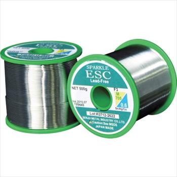 千住金属工業(株) 千住金属 エコソルダー ESC21 F3 M705 1.6ミリ 1kg巻 [ ESC21F3M7051.6 ]