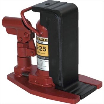 (株)今野製作所 イーグル 爪付油圧ジャッキ 1.2t [ G25 ]