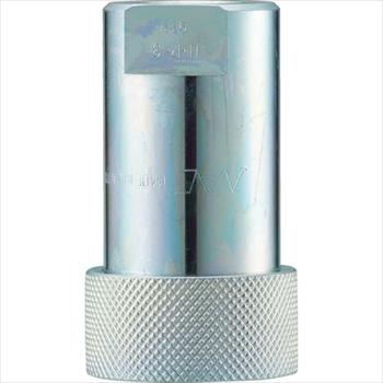 長堀工業(株) ナック クイックカップリング HP型 特殊鋼製 高圧タイプ オネジ取付用 [ CHP16S ]