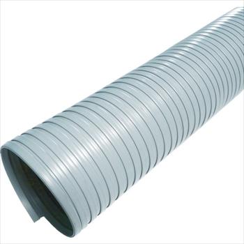カナフレックスコーポレーション(株) カナフレックス 硬質ダクトN.S.型 150径 10m [ DCNSH15010 ]