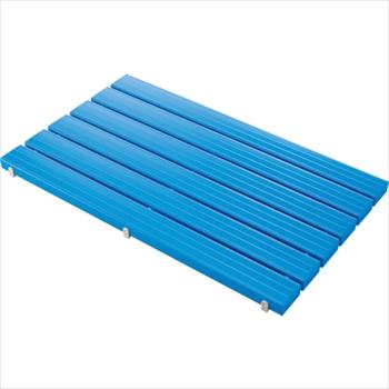 山崎産業(株) コンドル YSカラースノコセフティ抗菌L型(キャップ付)ブルー [ F1153LBL ]