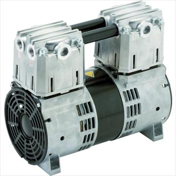 アルバック機工(株) ULVAC 単相100V 揺動ピストン型ドライ真空ポンプ [ DOP181SA ]