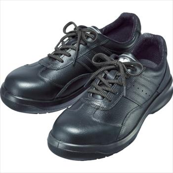 ミドリ安全(株) ミドリ安全 レザースニーカータイプ安全靴 G3551 [ G3551BK27.0 ]