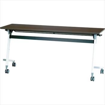 アイリスチトセ(株) アイリスチトセ フライングテーブル 1500×450×700 アルビナウッド [ CFVA10AW ]
