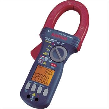 三和電気計器(株) SANWA DC/AC両用デジタルクランプメータ [ DCM2000DR ]
