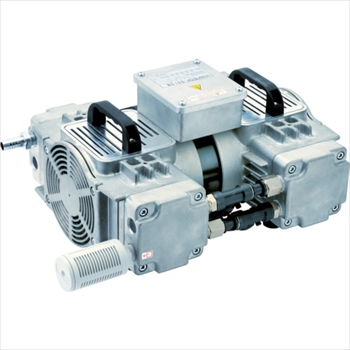 アルバック機工(株) ULVAC 三相200-230V 揺動ピストン型ドライ真空ポンプ [ DOP301SB ]