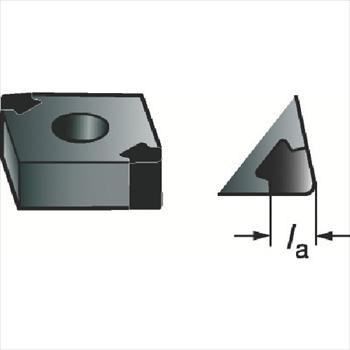 サンドビック(株)コロマントカンパニー サンドビック T-Max 旋削用CBNチップ 7015 [ CNGX1204L02518AXA ]【 5個セット 】