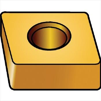 サンドビック(株)コロマントカンパニー サンドビック T-Max 旋削用セラミックチップ 6050 [ CNGA120408T01525 ]【 10個セット 】