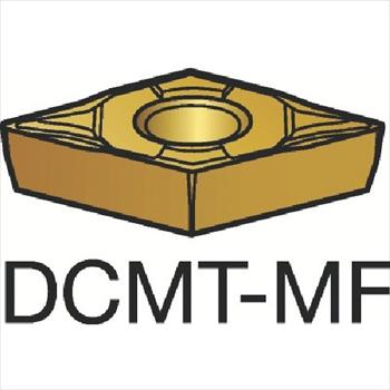 サンドビック(株)コロマントカンパニー サンドビック コロターン107 旋削用ポジ・チップ 2025 [ DCMT11T304MF ]【 10個セット 】
