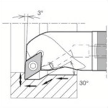 京セラ(株) 京セラ 内径加工用ホルダ [ E10NSDUCR0714A23 ]