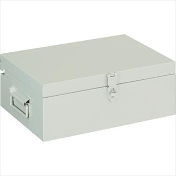 トラスコ中山(株) TRUSCO 小型ツールボックス 中皿付 400X300X150 [ F400 ]