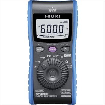 日置電機(株) HIOKI デジタルマルチメータ [ DT4223 ]