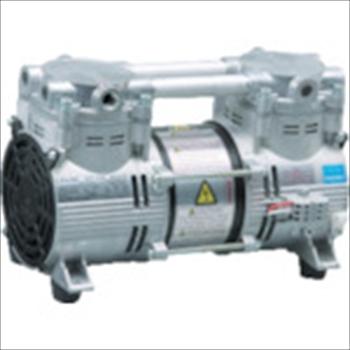 アルバック機工(株) ULVAC 三相200-220V 揺動ピストン型ドライ真空ポンプ [ DOP120SY ]