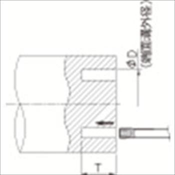 京セラ(株) 京セラ 溝入れ用ホルダ [ KFTBR651004S ]
