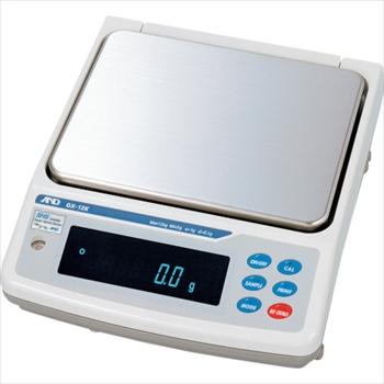 (株)エー・アンド・デイ A&D 汎用電子天びん校正用分銅内蔵0.1g/12kg [ GX12K ]