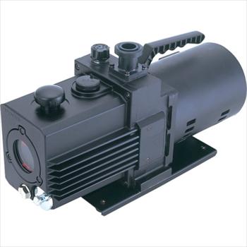 アルバック機工(株) ULVAC 単相100V 油回転真空ポンプ [ GLD051 ]