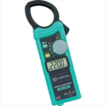 共立電気計器(株) KYORITSU ACデジタルクランプメータ [ KEW2200 ]