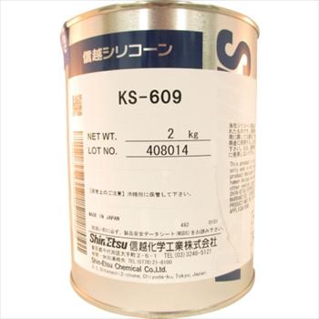 信越化学工業(株) 信越 放熱用オイルコンパウンド 2Kg [ KS6092 ]