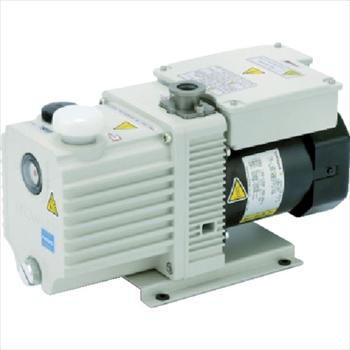 アルバック機工(株) ULVAC 単相100-120V 油回転真空ポンプ [ GHD031A ]