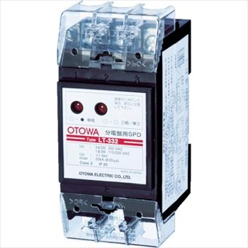 音羽電機工業(株) OTOWA 分電盤SPD [ LT332 ]