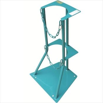 カミマル(株) KS ボンベスタンド 1500L容器一本用 [ KS15001 ]